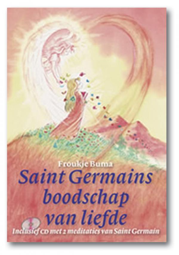 CD-set Saint Germains boodschap van liefde